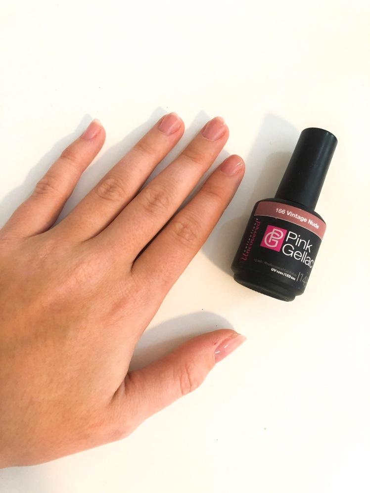 Verwonderlijk Pink Gellac: gel nails at home – Life With Paulie ZZ-93